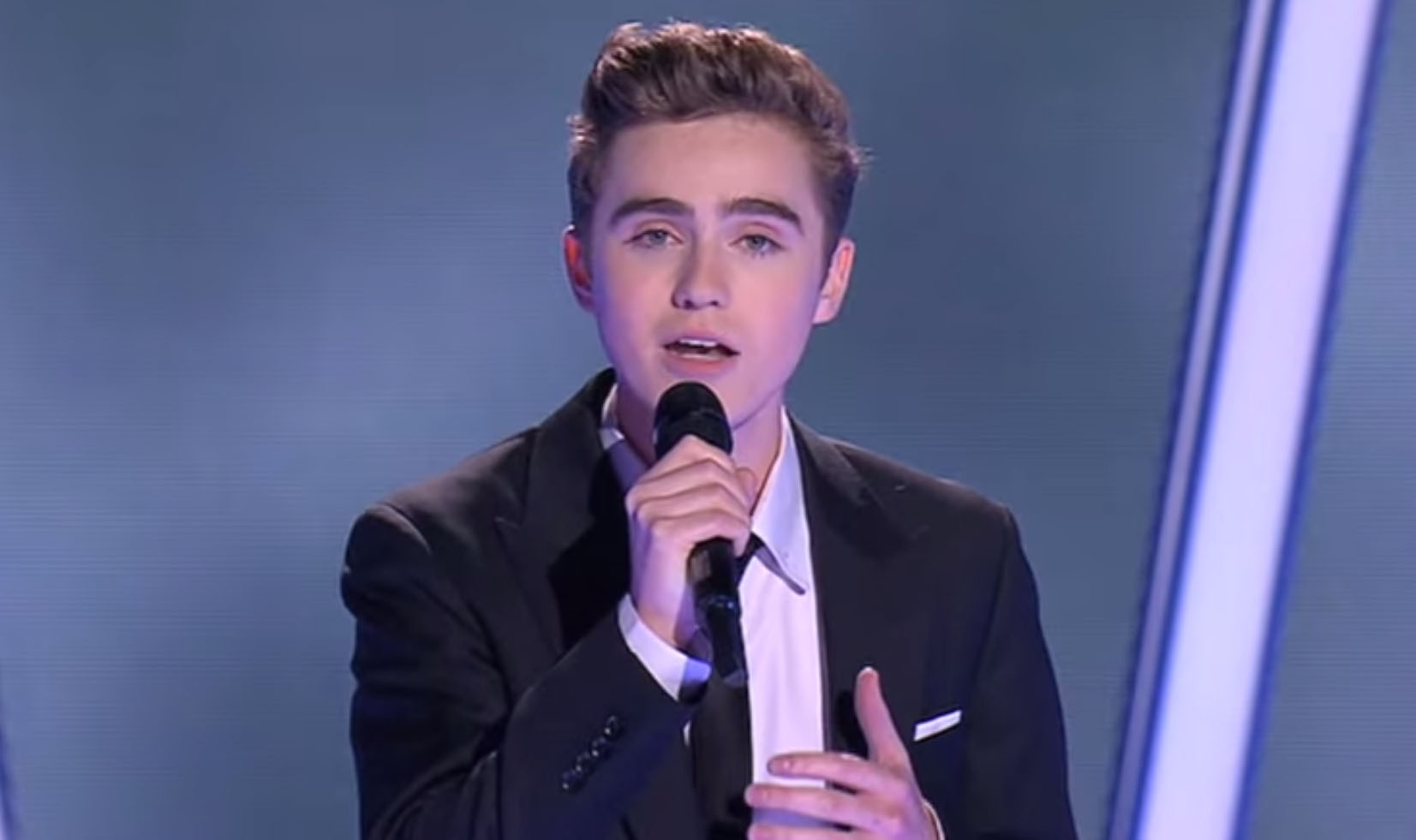 Harrison Craig The Voice Avustralya yarışması performansı