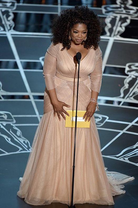 Oprah Oscar Ödül Töreni 2015