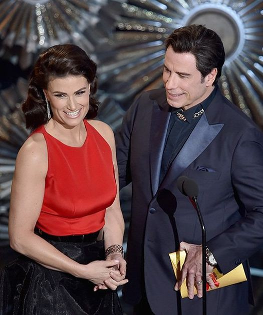 Idina Menzel Oscar Ödül Töreni 2015