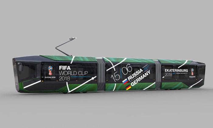 Rusya Dünya Kupası Trenleri 2015