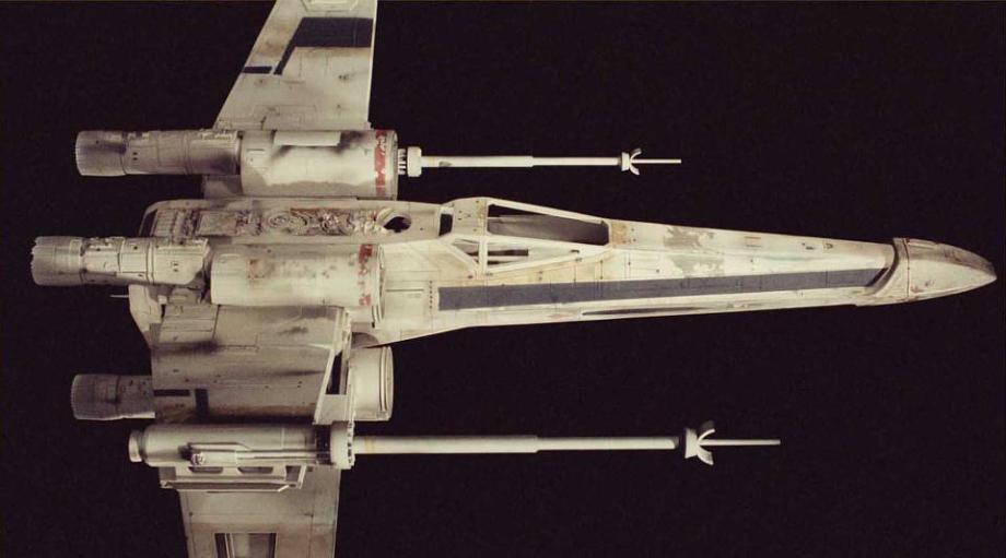 star wars filminde kullanılan modellerin hazırlanması 12