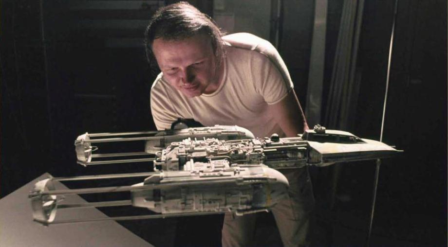 star wars filminde kullanılan modellerin hazırlanması 14