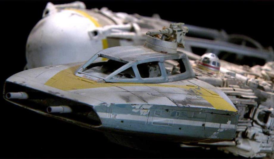 star wars filminde kullanılan modellerin hazırlanması 15