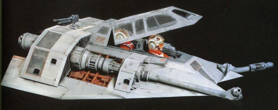star wars filminde kullanılan modellerin hazırlanması 17