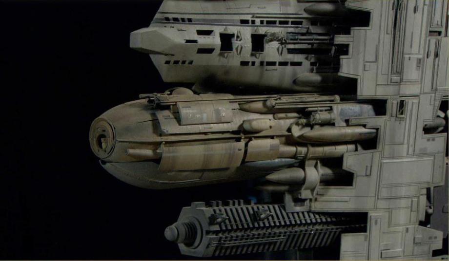 star wars filminde kullanılan modellerin hazırlanması 22