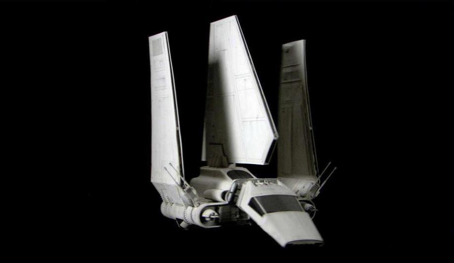 star wars filminde kullanılan modellerin hazırlanması 24
