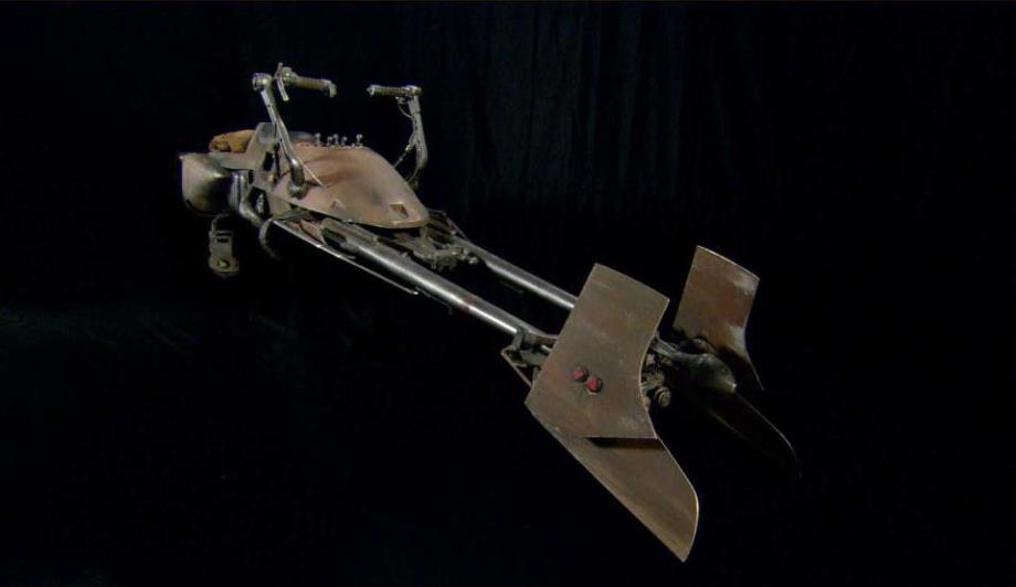 star wars filminde kullanılan modellerin hazırlanması 25