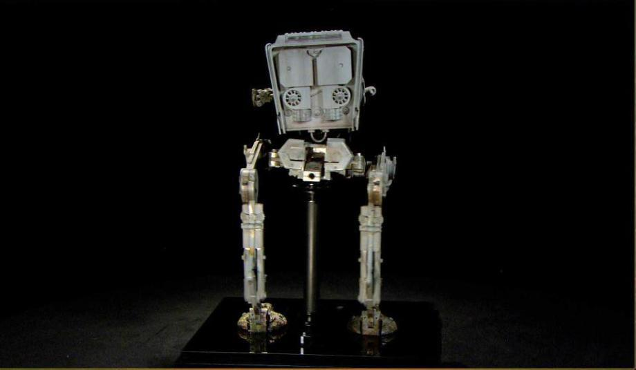 star wars filminde kullanılan modellerin hazırlanması 29