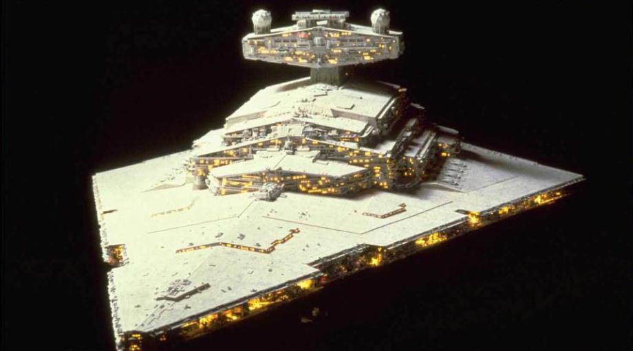 star wars filminde kullanılan modellerin hazırlanması 3