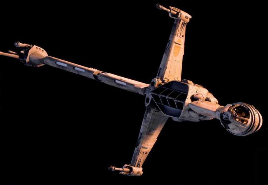 star wars filminde kullanılan modellerin hazırlanması 30