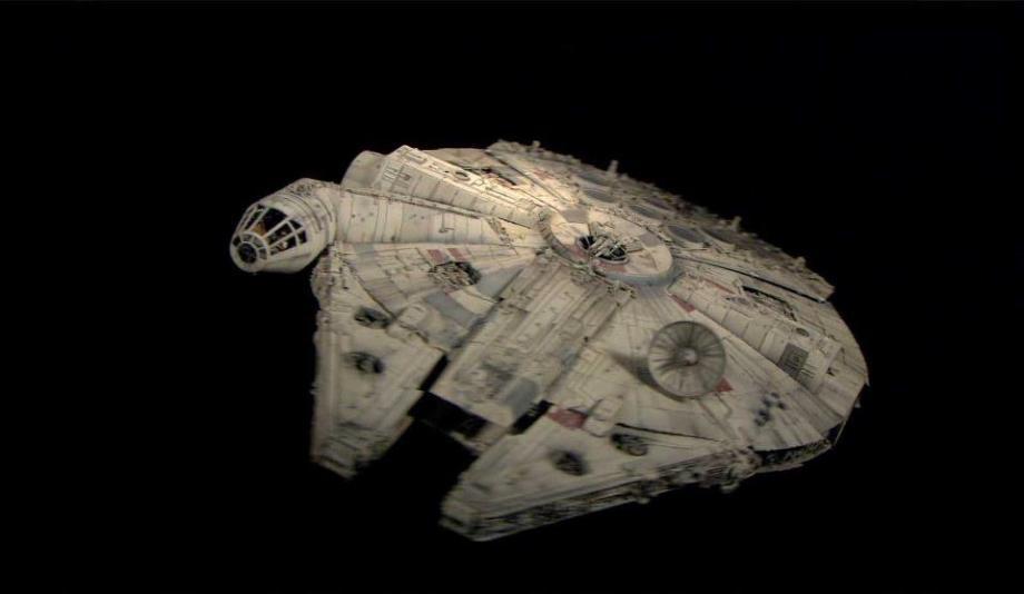 star wars filminde kullanılan modellerin hazırlanması 8