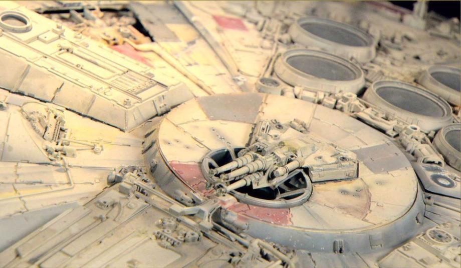 star wars filminde kullanılan modellerin hazırlanması 9