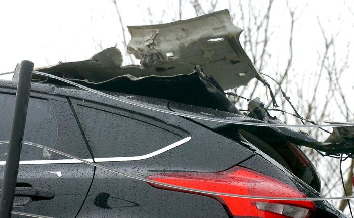2015 Ford Focus Kazası