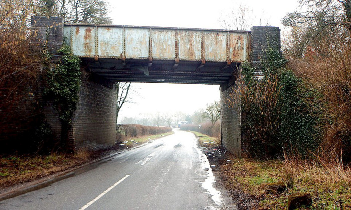 Warwickshire, İngiltere Köprü