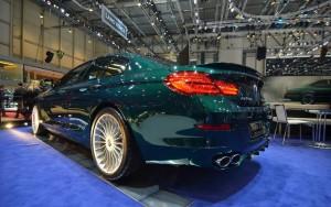 Alpina Modifiyeli B6 BiTurbo BMW