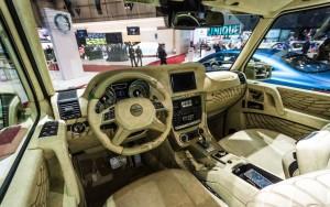 G63 AMG Mansory Sahara Edition