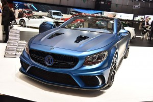 Mansory Mercedes Benz S63 AMG Coupe