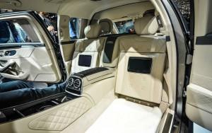 Mercedes Maybach Pullman S600