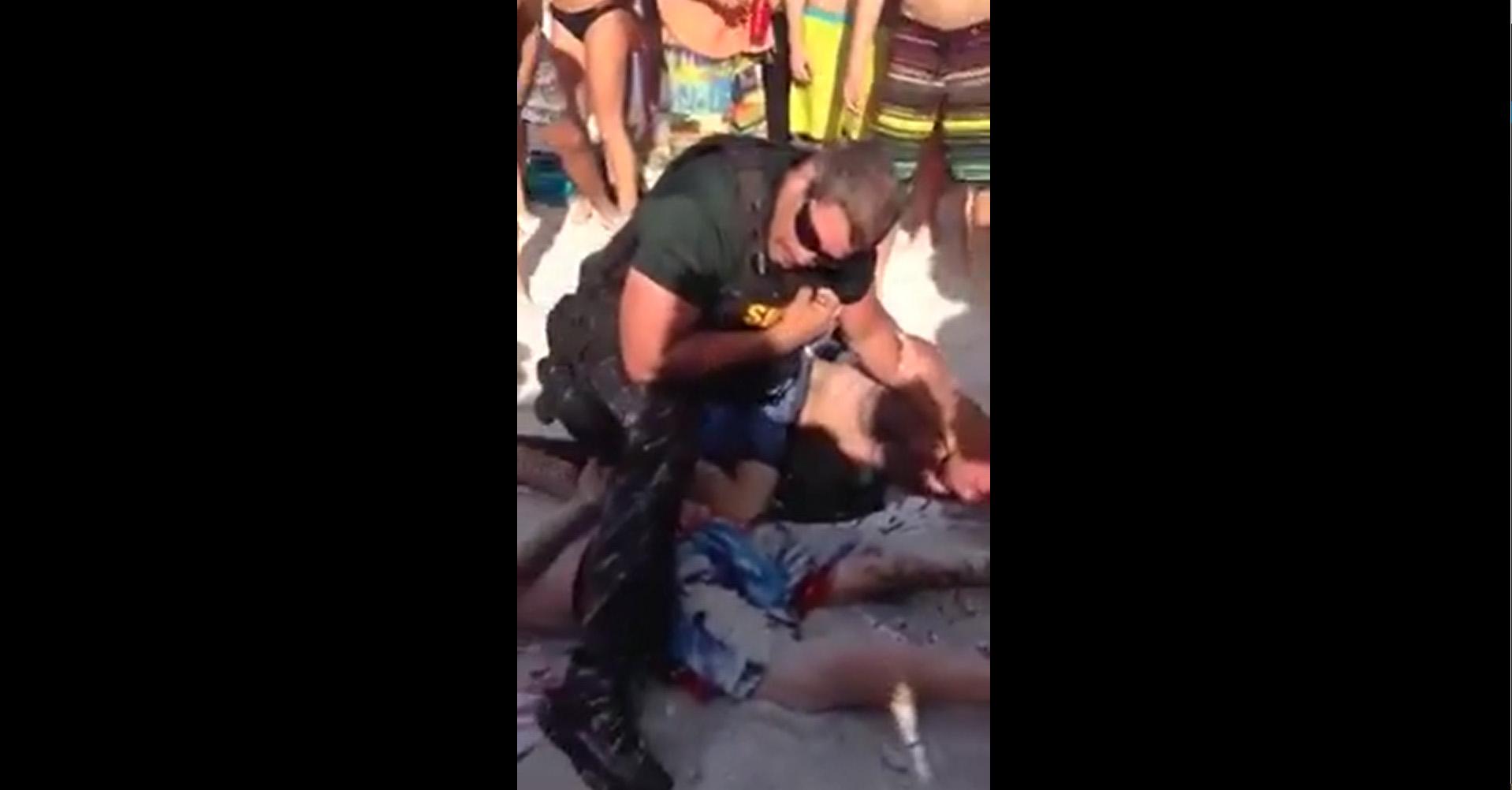 Amerikan Polisi Dayak