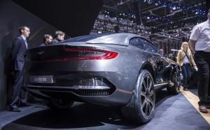 Aston Martin DBX Conpect