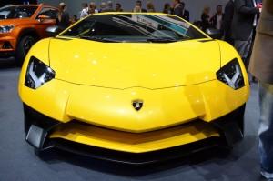Lamborghini Aventador LP750 4 Super Veloce
