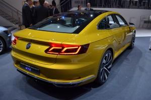 VW Sport Coupe GTE Concept