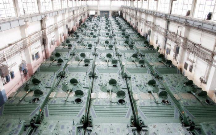 gemideli tanklar