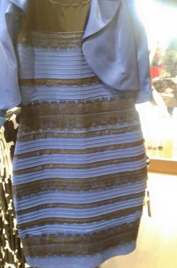 Mavi sarı elbise?