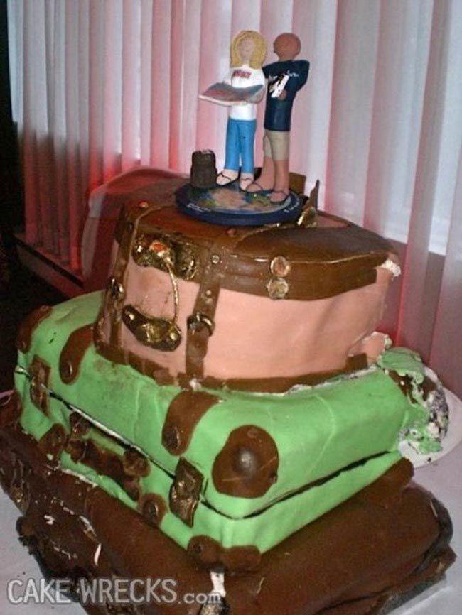 rezalet Düğün pastası