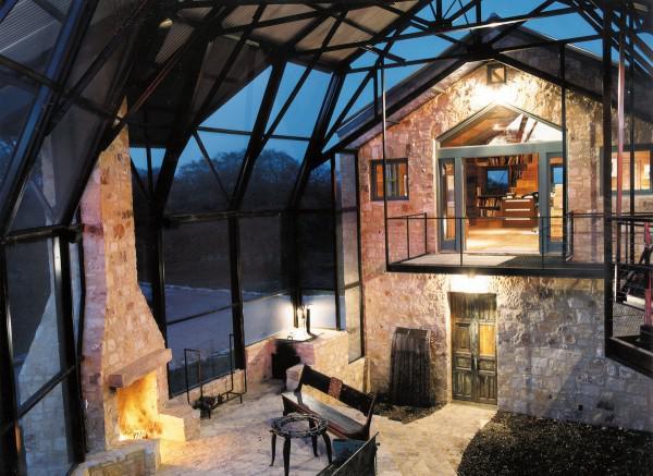 İnanılmaz ev tasarımı.
