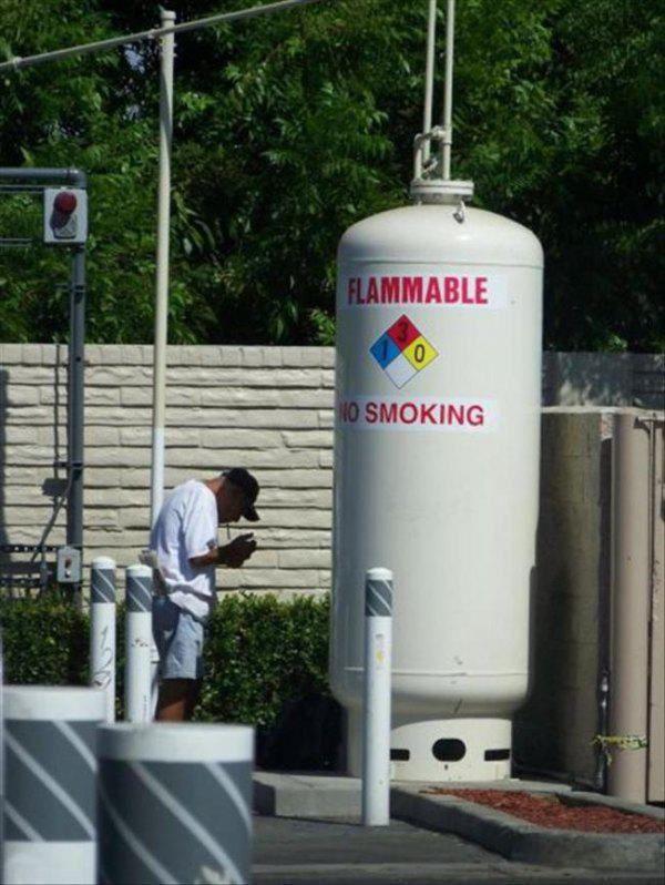 Sigara İçilmemesi Gereken Yerde Sigara İçmek