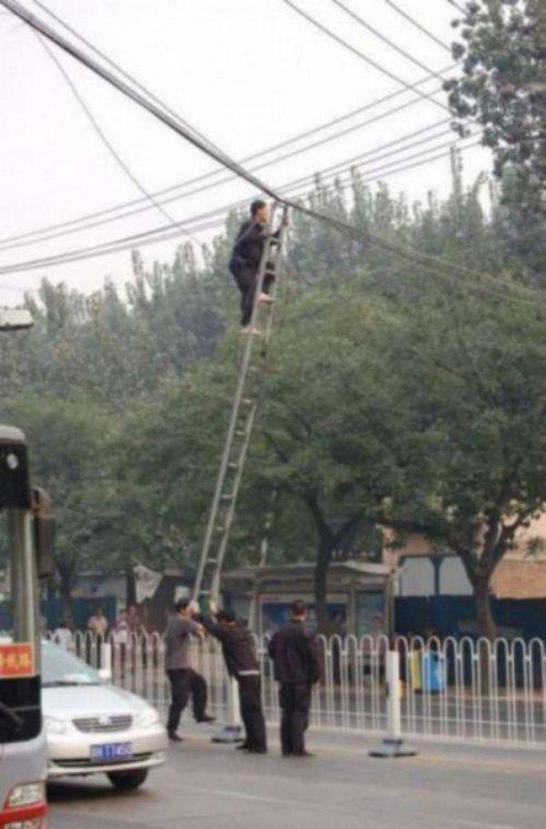 İş Güvenliğinin Olmadığı Durumlar