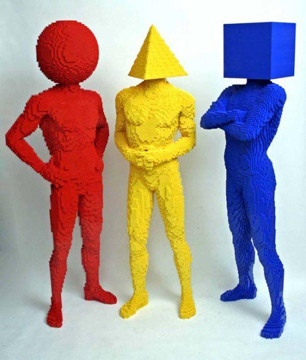 Shape people