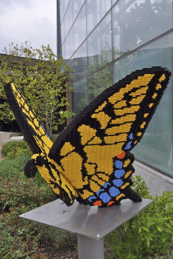 lego kelebek