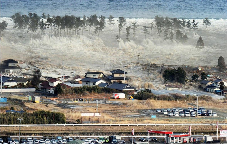 Japonya 2011 deprem sonrası tsunami