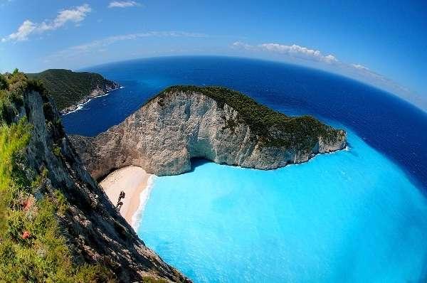 Zakynthos Yunan Adası