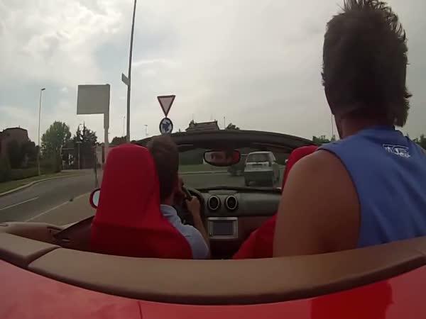 Başarısız Ferrari Test Sürüşü