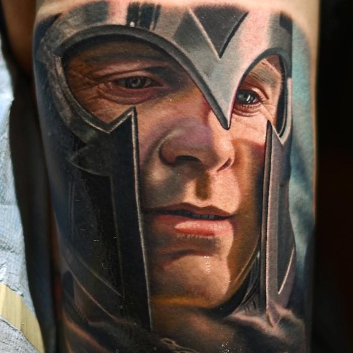 X-Men Dövmesi