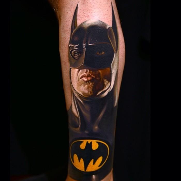Batman Dövmesi
