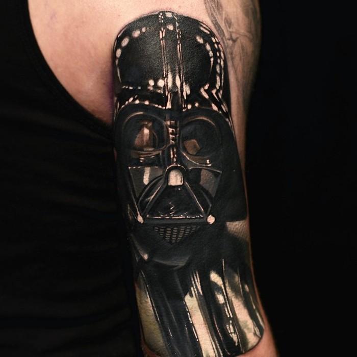 Darth Vader Dövmesi