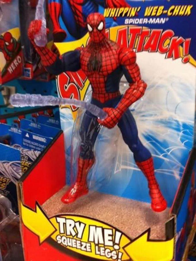 Örümcek Adam OyuncağıÖrümcek Adam Oyuncağı