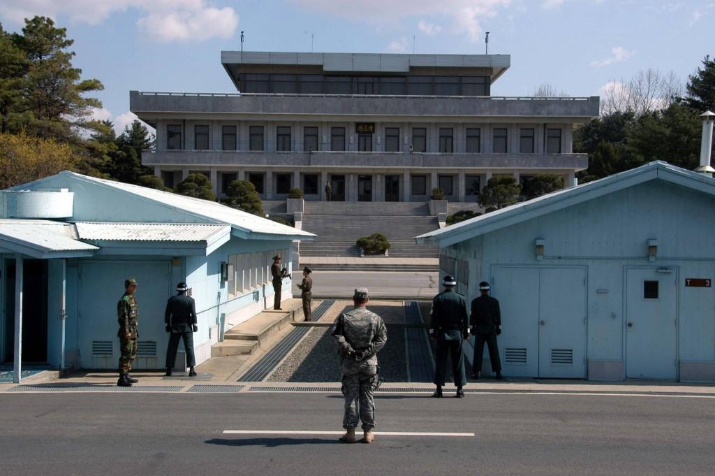 Güney Kore ve Kuzey Kore Arasındaki Sınır