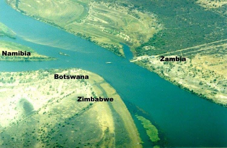 Afrika ülkerlerini ayıran sınır