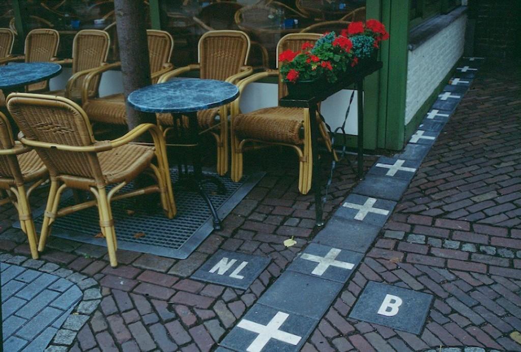 Hollanda ve Belçika Sınırı