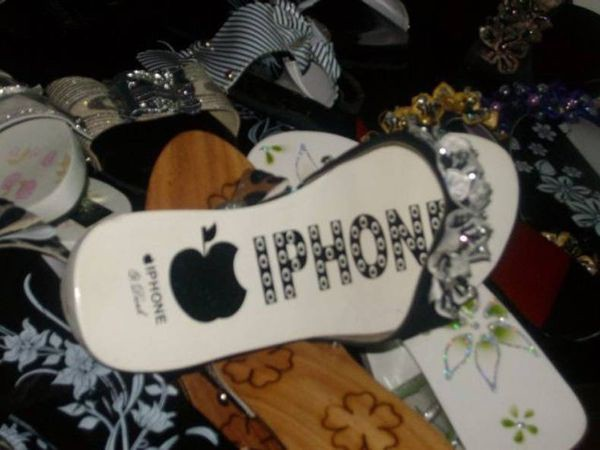 İphone Terlik