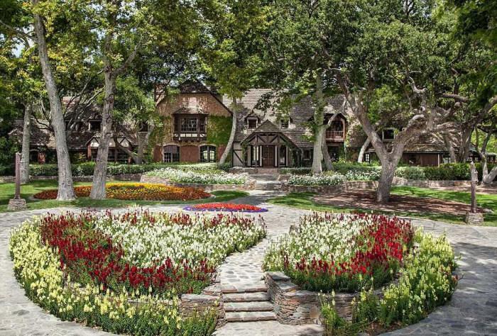 Micheal Jackson Neverland Hause