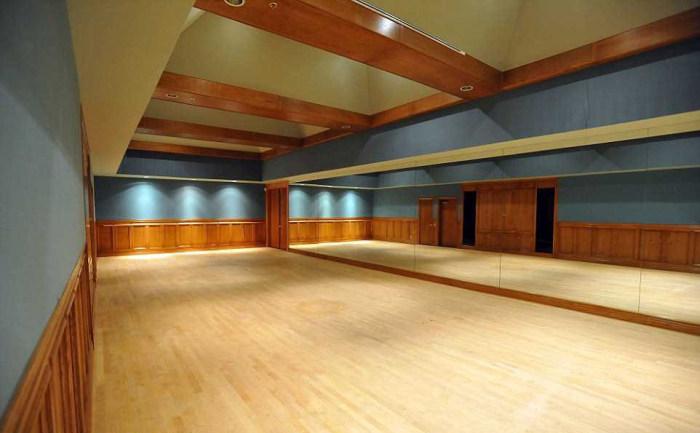 Michael Jackson Neverland Malikanesi Dans Odası