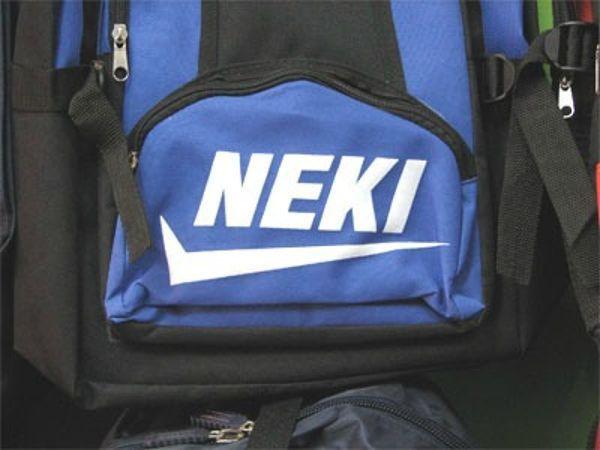 Nike çakması Neki
