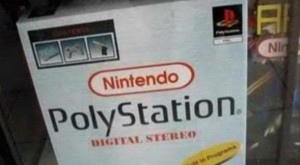 Playstation çakması PolyStation