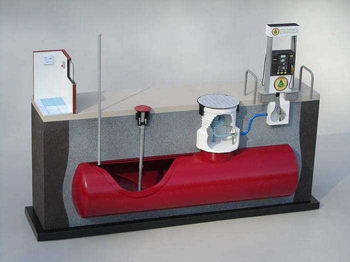 Benzin İstasyonu Kurulumu